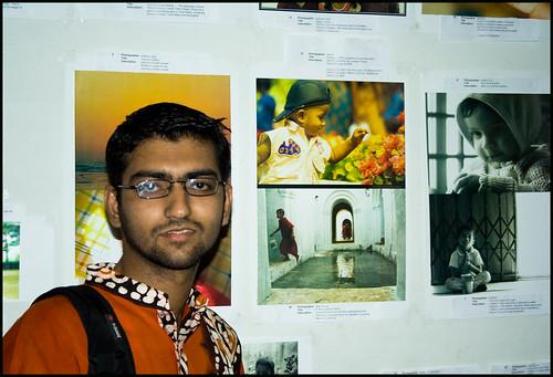 Yahooo...My Photo on Display ...