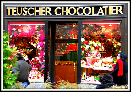 Teuscher Chocolatier, Manhattan, New York