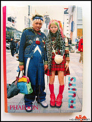 Fruits (Hailey Kitten) Tags: original art fruits fashion japan japanese book bright colourful streetfashion phaidon photographycollectives