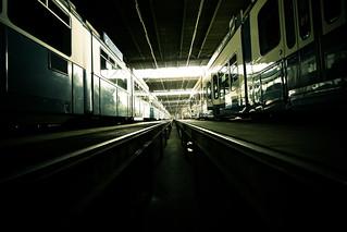Tram Depot #1