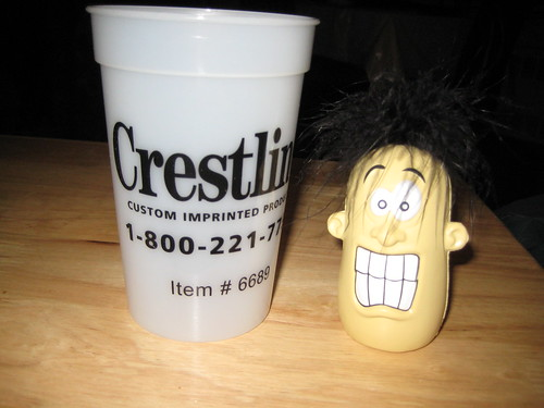 Crestline Mug and Easy Squeezy