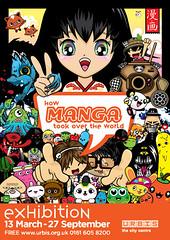 MANGA! @ URBIS (TADO DEATH BRIGADE) Tags: manchester march manga exhibition urbis