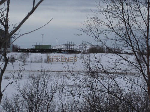 Welcome to Kirkenes