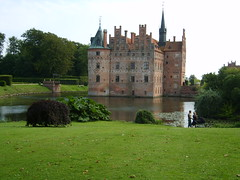 Vakantie Denemarken (erwin tuinstra) Tags: slot denemarken kasteel fyn kastelen egeskov funen waterburcht