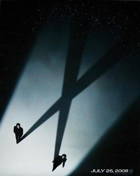 Affiche X-Files 2