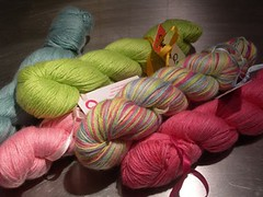 Spring Collection - Lavish, from Skein Queen