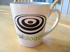Epiblogger mug
