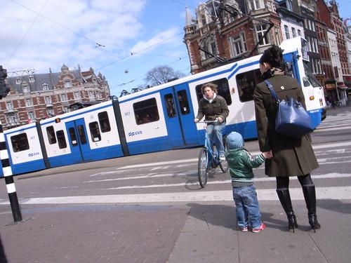 Amsterdam traffic