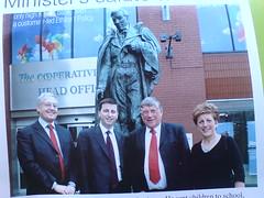 Owen statue