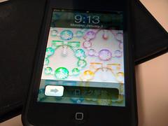080509 iPod touch クリスタルAirジャケット