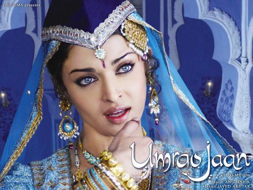 Aishwarya Rai in Umrao Jaan
