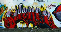 Silence (funkandjazz) Tags: sanfrancisco california graffiti silence rockers silencer bth