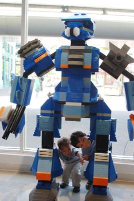 Lego-boys