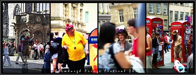 Edinburgh Fringe Festival 2009
