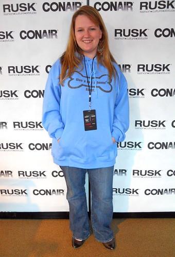 Carie Lewis, CONAIR RUSK / RealTVfilms Media Lounge