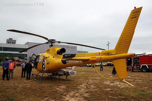 Helicóptero Tania IIII