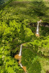 portions of Jurassic Park were filmed in this area on Kauai (totoksks) Tags: hawaii flight 7d kauai kansas 75 tull lihue harterhelicoptertours harterhelicopterstours
