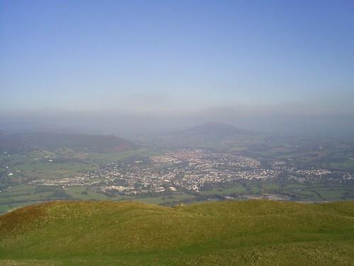 View from Blorenge