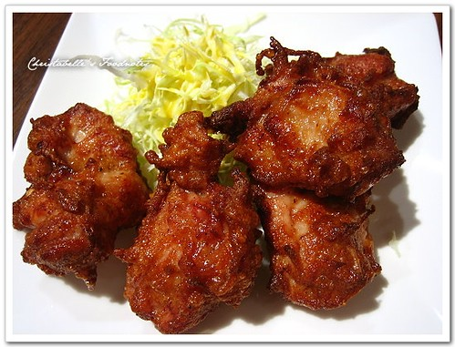 誠屋拉麵炸雞塊 Japanese Fried Chicken