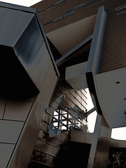 (fusion-of-horizons) Tags: architecture campus de photography photo university fotografie photos cincinnati architectural explore architect thom uc mayne morphosis arhitectura explored arhitect arhitectur universityofcincinnatirecreationcenter