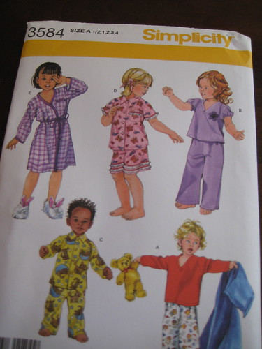 Pajamas - Pattern