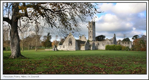 Franciscan Abbey, Adare, Co. Limerick