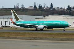 GOL PR-GTZ (Drewski2112) Tags: seattle county field washington airport king air international boeing airlines gol 737 737800 bfi kbfi prgtz