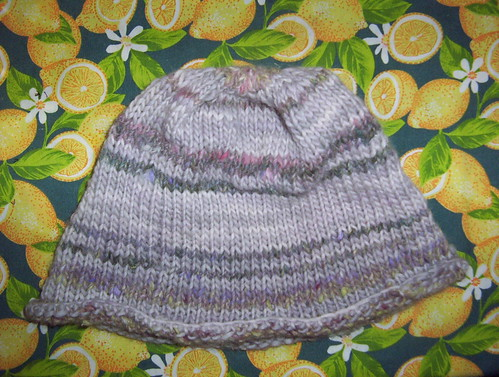 knitted hat for eden