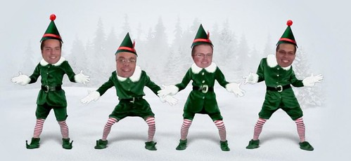 We Elfed Ourselves