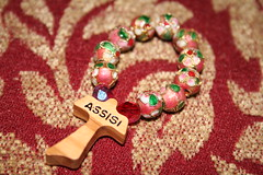 Rosary Beads (marylea) Tags: christmas advent catholic mary prayer brunch rosary virginmary romancatholic 2007 adventbrunch