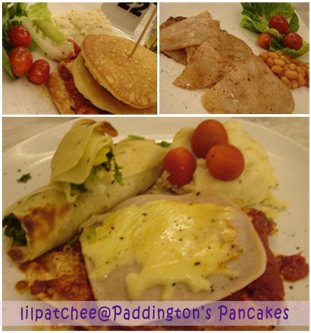Paddington's Pancakes