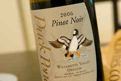 2006 Duck Pond Pinot Noir