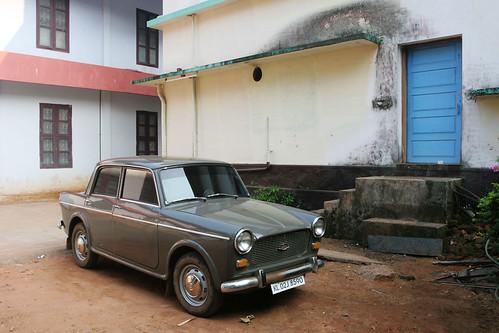 Old indian car