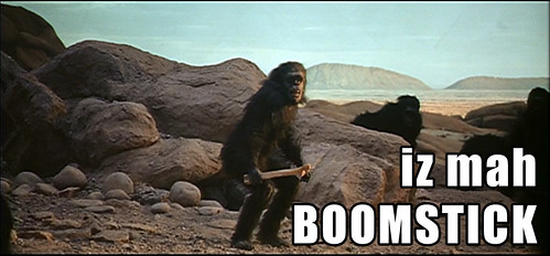 iz mai boomstick