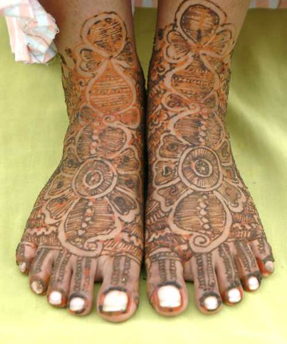 Heena Tatoo 1