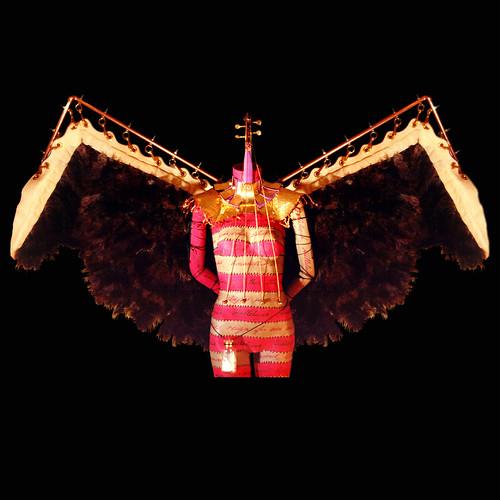 Handsewn Lamb-Suede Angel Dressmaker Form Mannequin