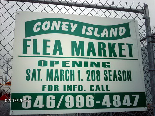 Coney Flea Market
