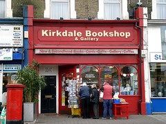 Picture of Kirkdale Bookshop