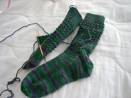 Slytherin Socks 2/9