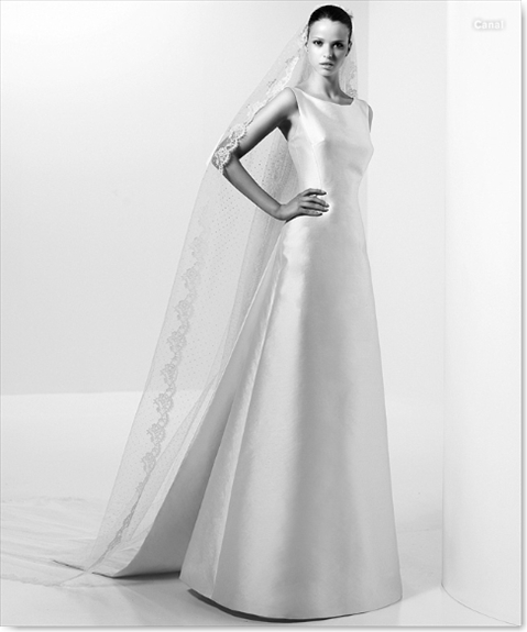 Vestidos de novia Pronovias , Vintage , Canal001