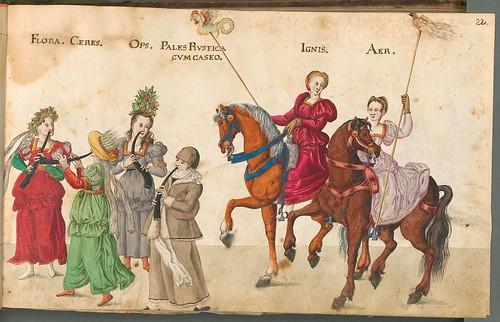 Beschreibung der historischen und allegorischen Personen 1596 (1600) q