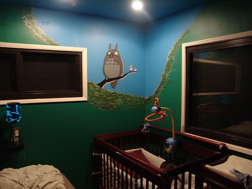 Caden's room!