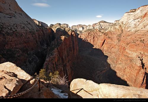 angelslanding hike zion canyon springdale utah photofool