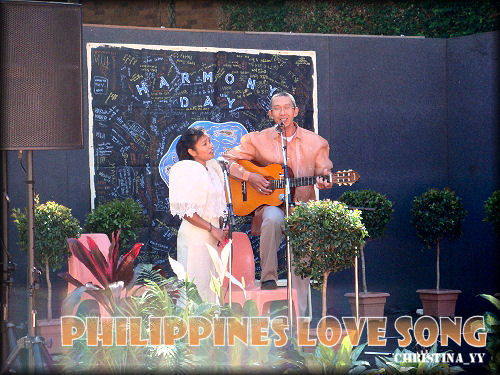 USQ Harmony Day 2008: Philippines Love Song