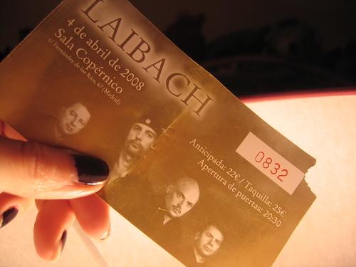 Laibach is Laibach