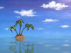 Bikini Bottom (cchana) Tags: ocean sea wallpaper sky water island screenshot bottom palmtrees bikini spongebob spongebobsquarepants credits squarepants nickelodeon mrkrabbs sandycheeks plankton squidward patrickstar openingtitles