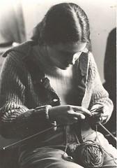 Norah at age 17