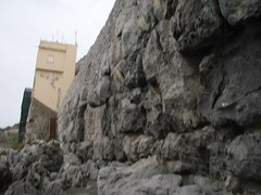 Cefalu, Sicily - Megalithic Walls (ejs123) Tags: italy sicily cefalu