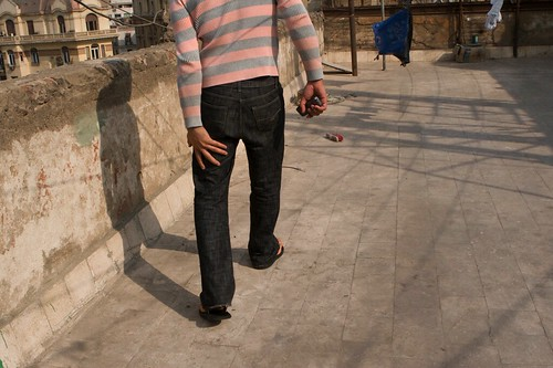 Mohammed Sharkawy: Knee pain, Feb 07 by James Buck, on Flickr