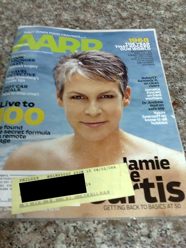 Jamie Lee Curtis topless
